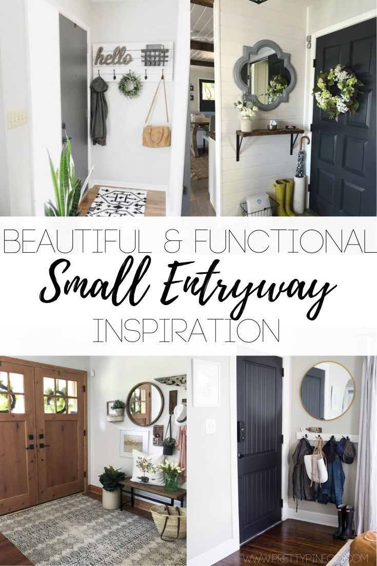 Beautiful Functional Small Entryway Ideas Interieur