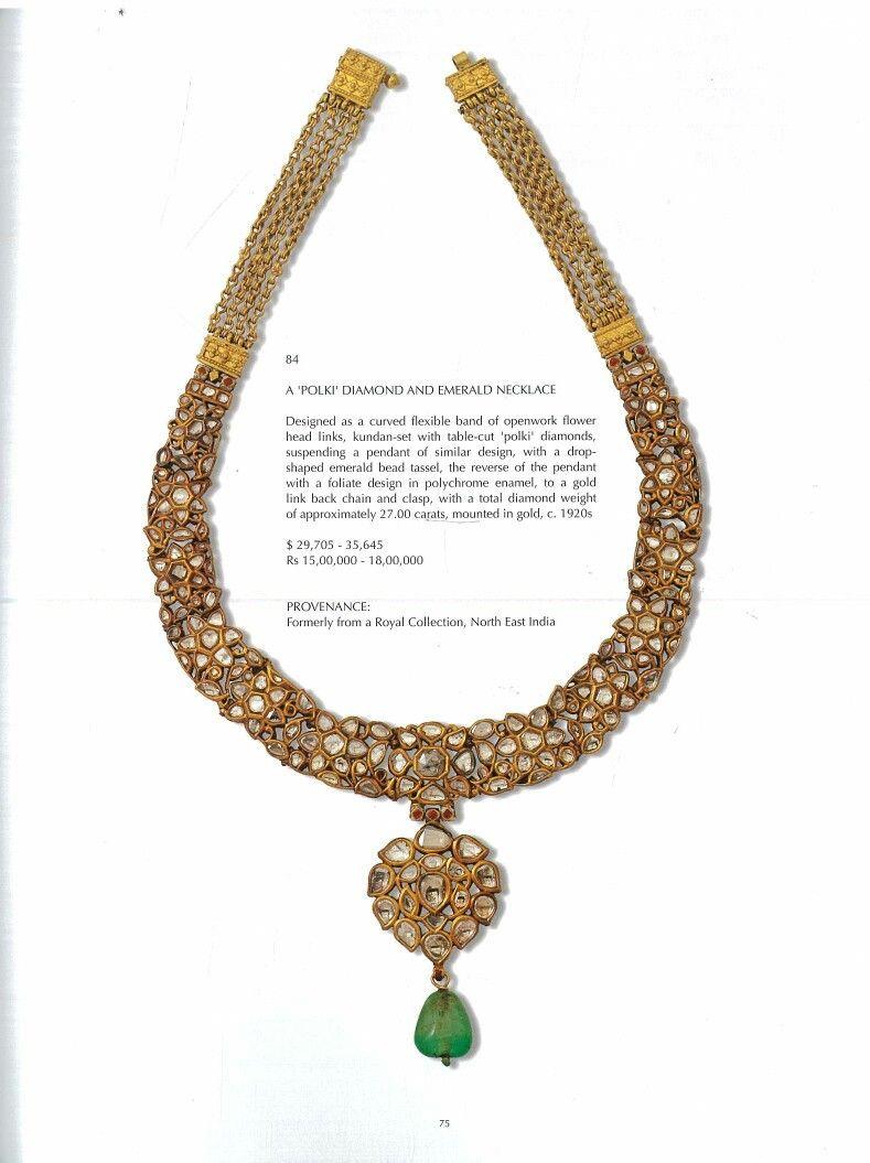 Diamond polki antique royal jewellery jewelry just jewelry pinterest