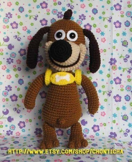 Hund Ruffy häkeln | TOYs - Puppy | Pinterest | Ruffy, Hunde und ...