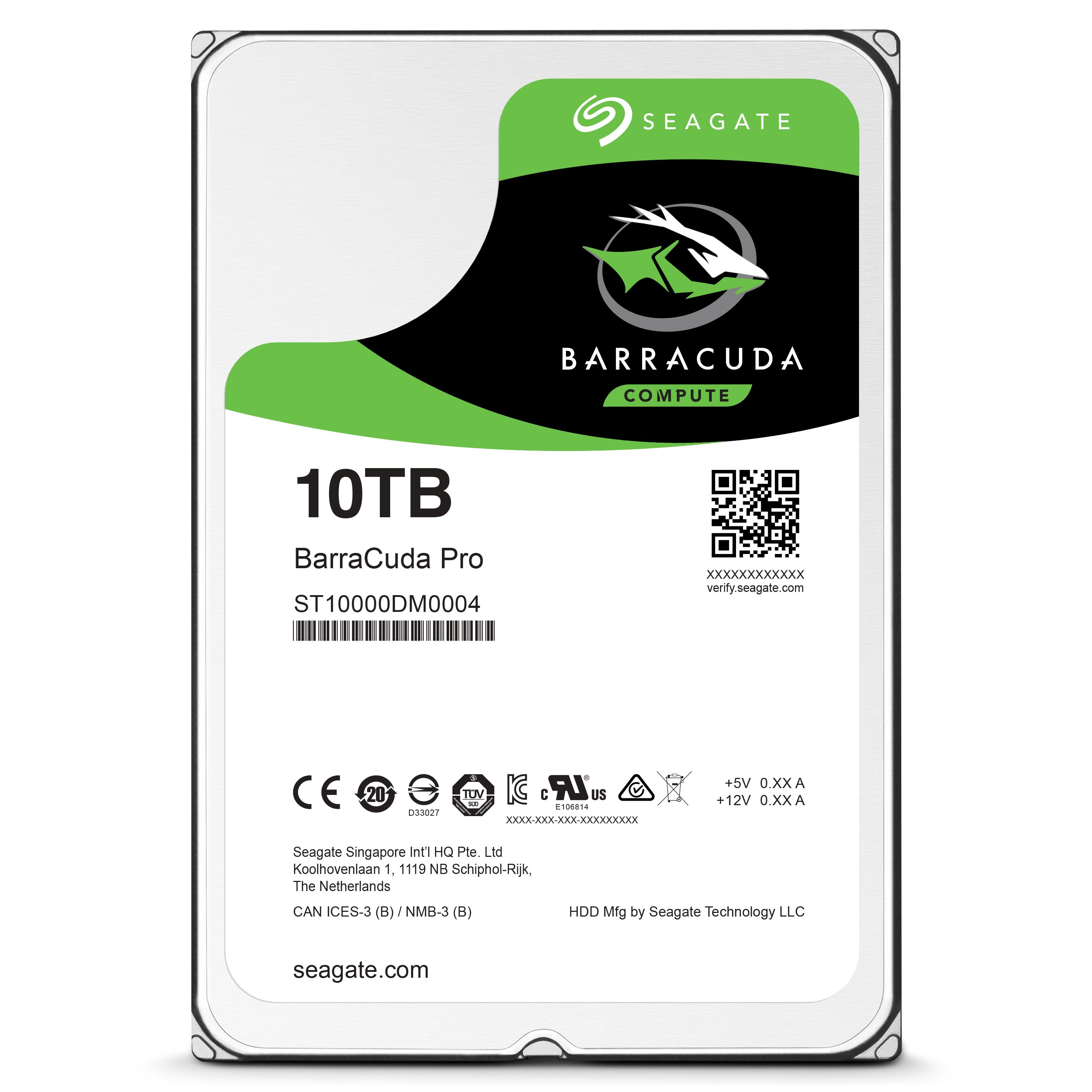 Seagate unveils hard drives with up to 10TB capacity | Computerworld