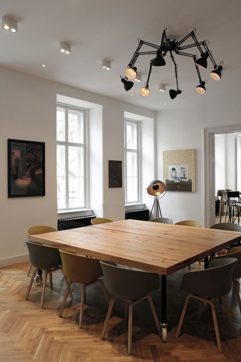 The Office I Want Table Salle A Manger Tables A Manger Carrees