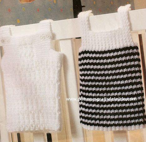 f9138064d 25 Prendas Infantiles para Tejer - de 0 a 5 años   Paso a paso con moldes y  patrones