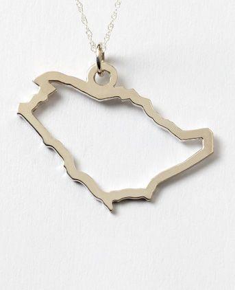 Saudi Arabia In 2021 National Day Saudi World Necklace Real Jewelry