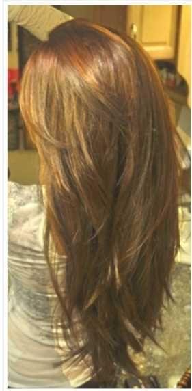 Taglio capelli a strati fai da te