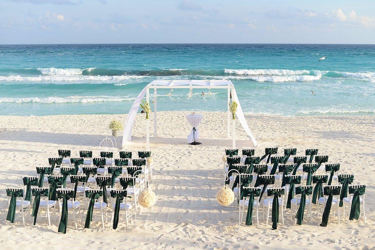 Cancun Wedding At Mandala Beach Club