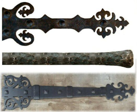 Old West Iron Specialty Hardware And Wrought Iron