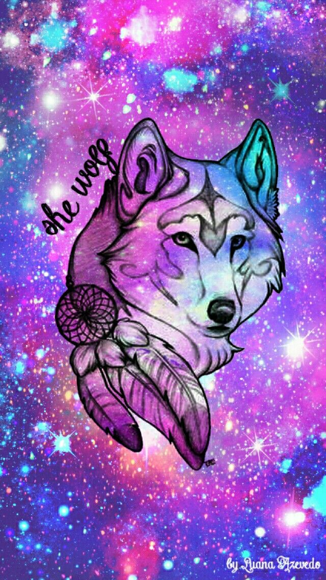 Tumblr Wolf Artwork Wallpaper Backgrounds Unique Iphone Cute