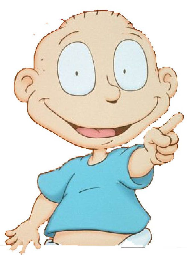 Rugrats My Favorite Rugrat Tommy Pickles In 2019