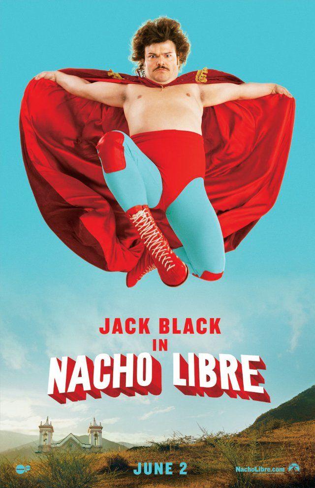 Nacho Libre. With Tomas' nephews. I actually thought this