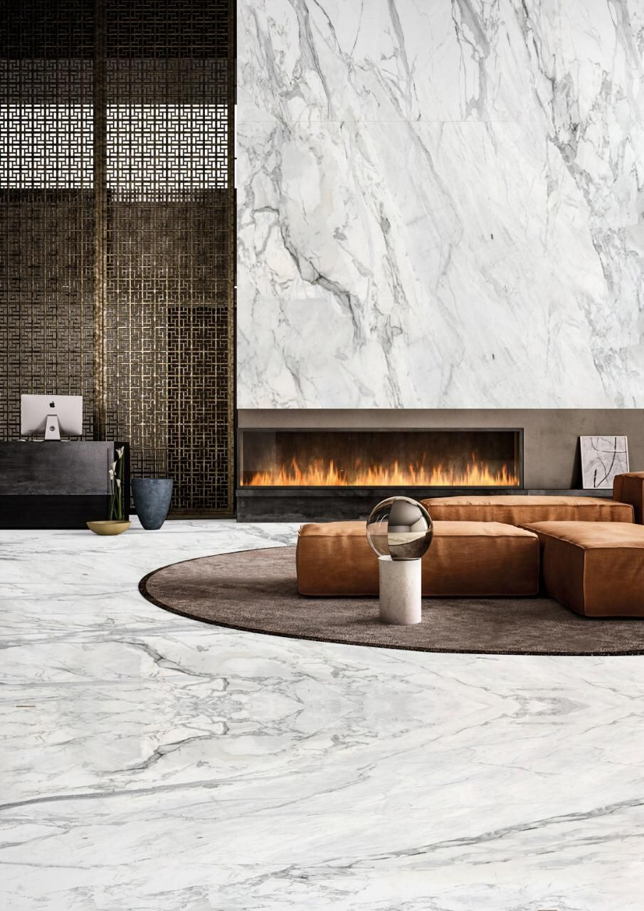 Matarazzo Marble By Allure Natural Stone Granite Tile Marble Tile Floor Stone Flooring