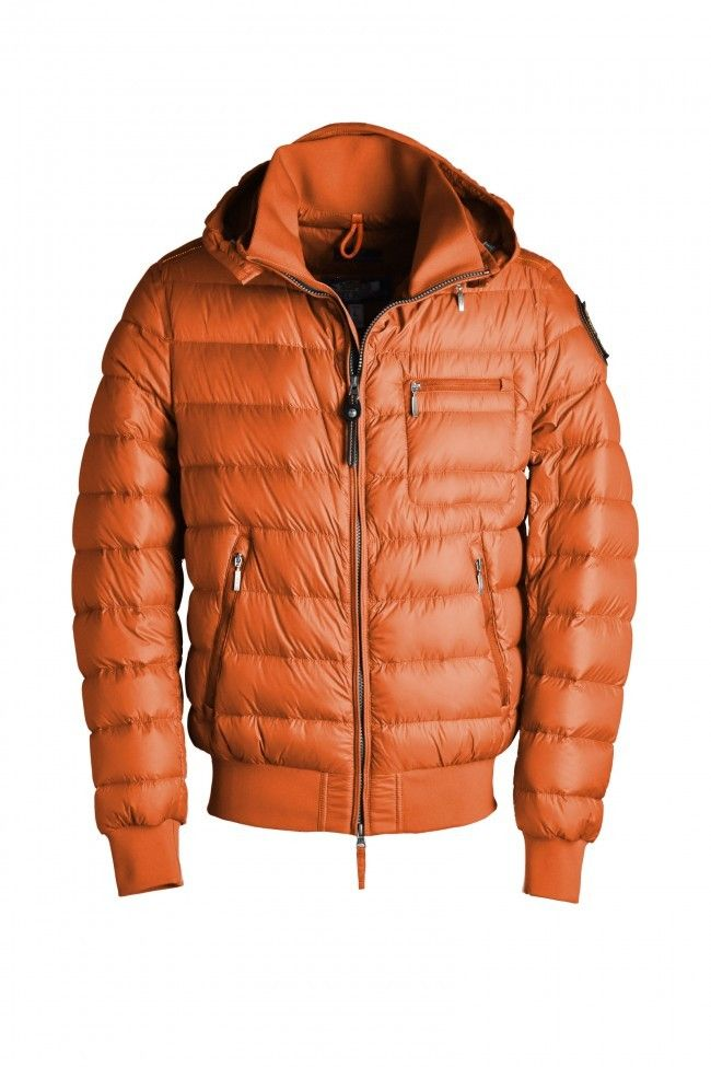 Parajumpers SCHROEDER Series Autumn/Winter Orange Jackets Sale Men