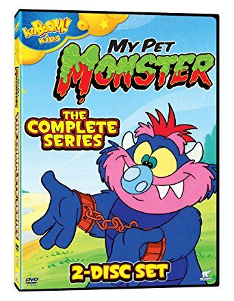 My Pet Monster: The Complete Series | KATES WISH LIST( WANTS