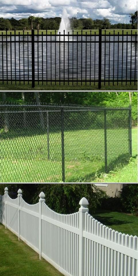 This fence company provides quality fencing at affordable rates