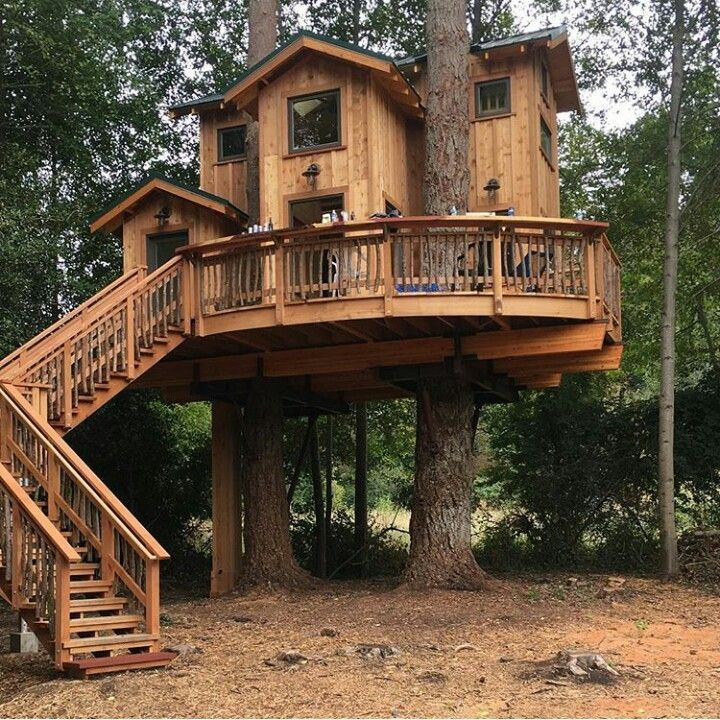 Photo of 37 Luxury Tree Houses You'd Like to Move Into
