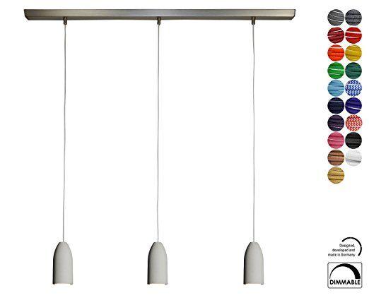3x Betonleuchte Hangend 299 Esszimmer Lampe Lampen Esszimmer Esstischlampe