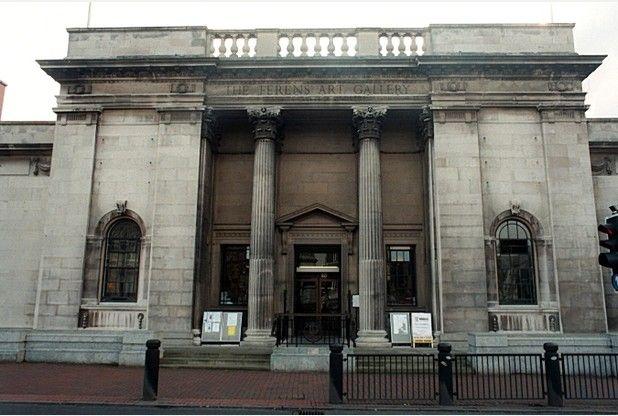 3 9m Revamp For Ferens Art Gallery In Hull Art Gallery Gallery Hull