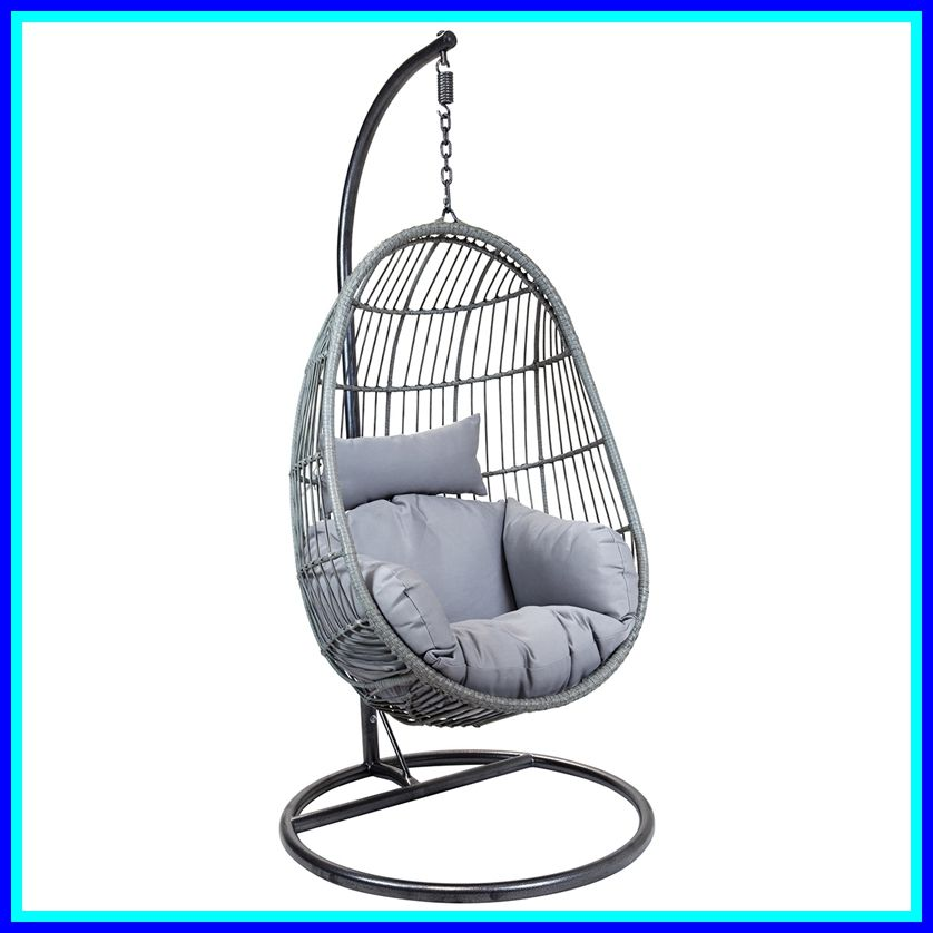 Photo of 110 reference of garden swing chair rattan