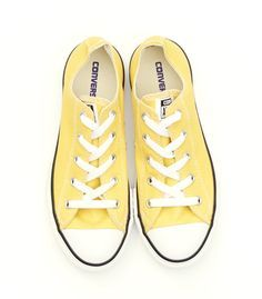 converse all star couleur jaune
