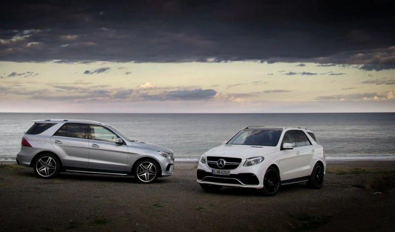 GLE PHEV Mercedes 500e - SparkstHeclown