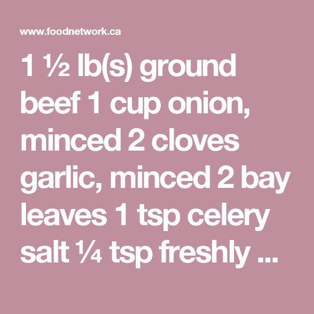 1 ½ lb(s) ground beef  1 cup onion, minced  2 cloves garlic, minced  2 bay leaves  1 tsp celery salt  ¼ tsp freshly ground black pepper  ¼ tsp ground allspice  Dash of Worschestershire sauce  1 ½ cups beef or chicken stock  1 medium Yukon Gold potato, peeled  Salt, to taste  1 recipe Savoury Pie Dough  1 egg yolk mixed with 2 Tbsp water for brushing Directions  1. In a large sauté pan or skillet, sauté the beef over medium high heat until no longer pink. Drain off any excess fat, add the…