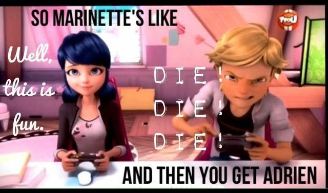 Memes #3 {completed} ✔︎ - Miraculous Ladybug
