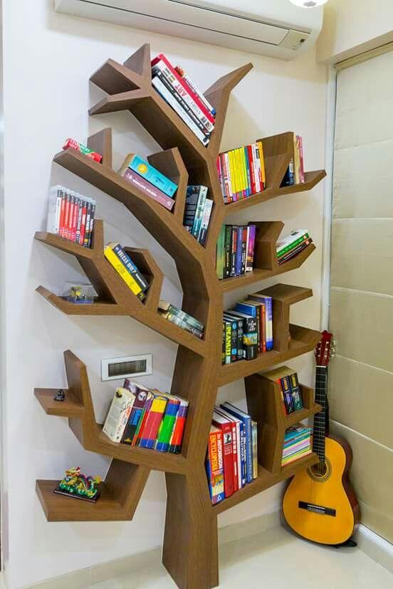Book Shelf 벽장 디자인 책꽂이 서재 책장