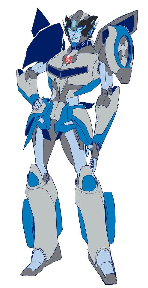 Quickshadow Transformers Girl