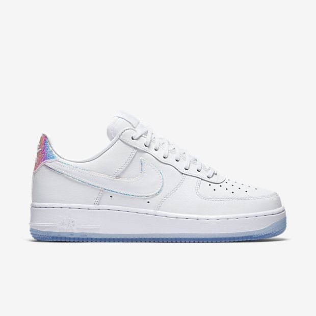 New Custom All White & BLING All Sizes Nike Air Force 1's High by  KapeClothingCo... Im gonna love this sports nike shoes site!wow*it is so  cool.nik…