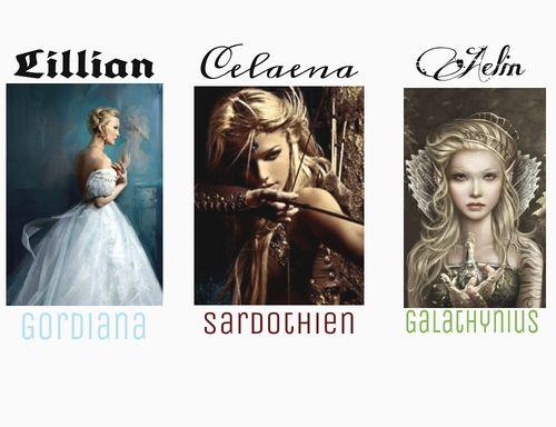 Celaena Sardothien Throne Of Glass Tv Shpw
