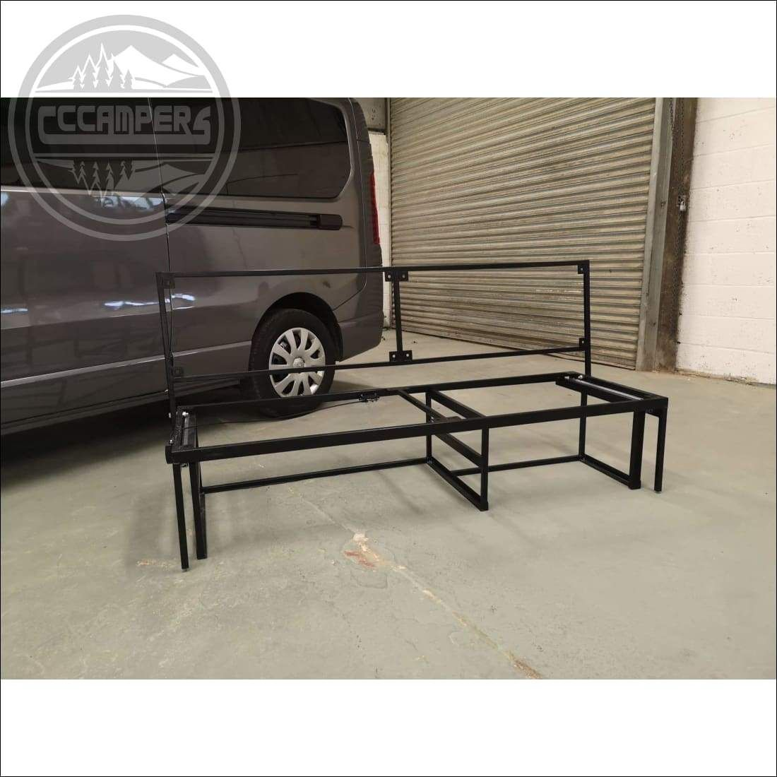 Mamble Rock N Roll Bed Seat Frame For Side Layout Roll Away Beds Camper Beds Best Campervan
