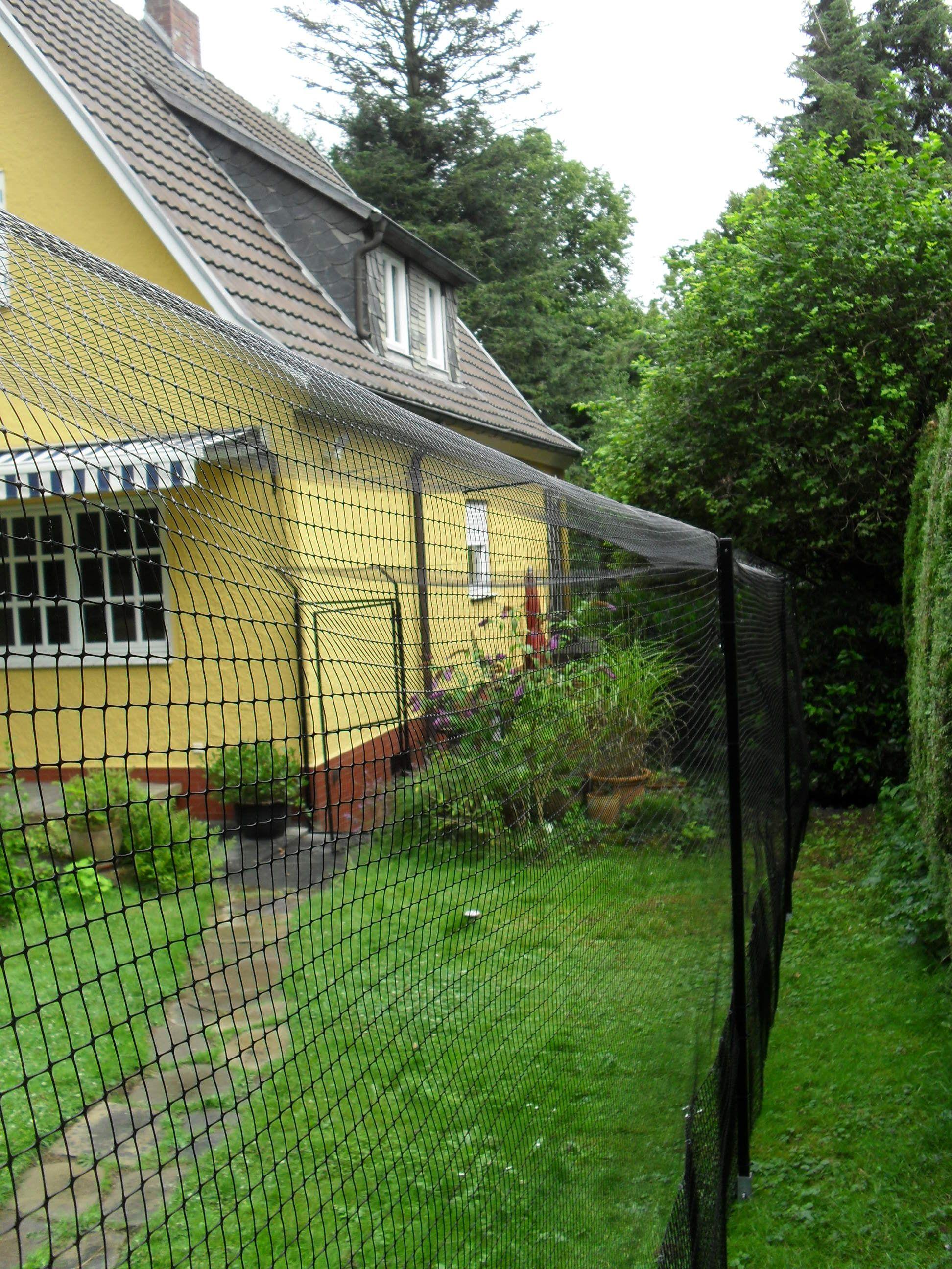 katzengehege system zur gartensicherung katzen pinterest katzen gif videos und katzen bilder. Black Bedroom Furniture Sets. Home Design Ideas