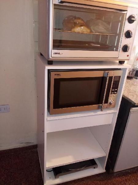 Vendo Mueble Cocina P Microondas Y Horno En La Rioja Anuncios Abril Clasf Casa Y Jardin Muebles De Cocina Rusticos Muebles De Cocina Muebles