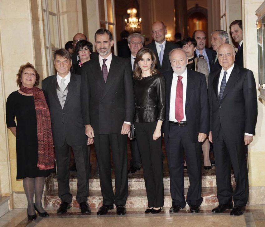 Los Reyes entregan a Claudio Magris el XXXIII Premio de Periodismo Francisco Cerecedo