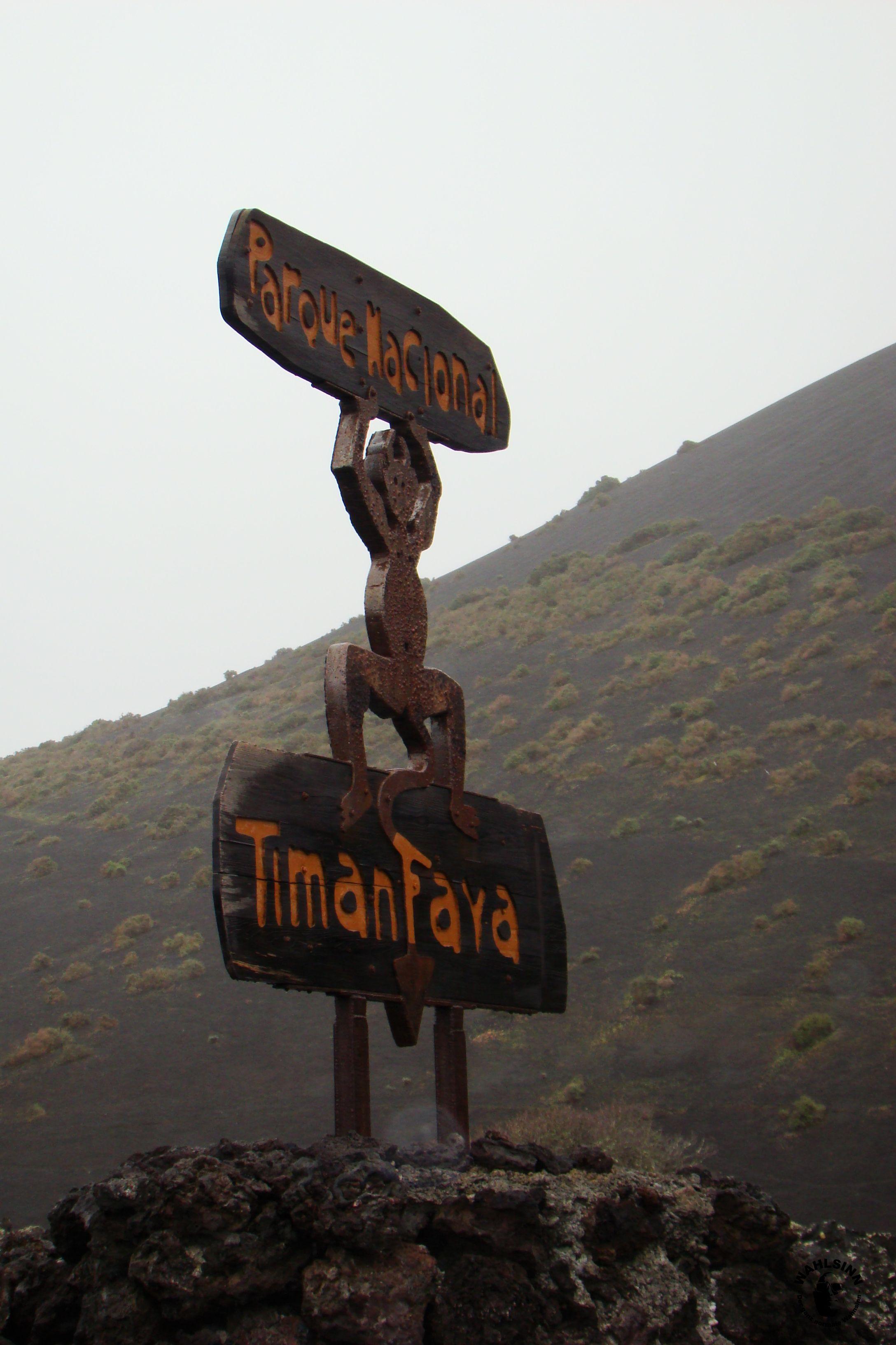 Lanzarote - Timanmfaya Nationalpark
