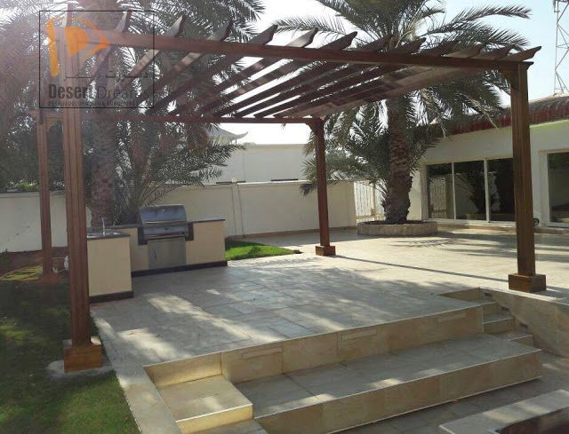 Modern Pergola In Dubai Wooden Pergola Luxury Pergola In Uae