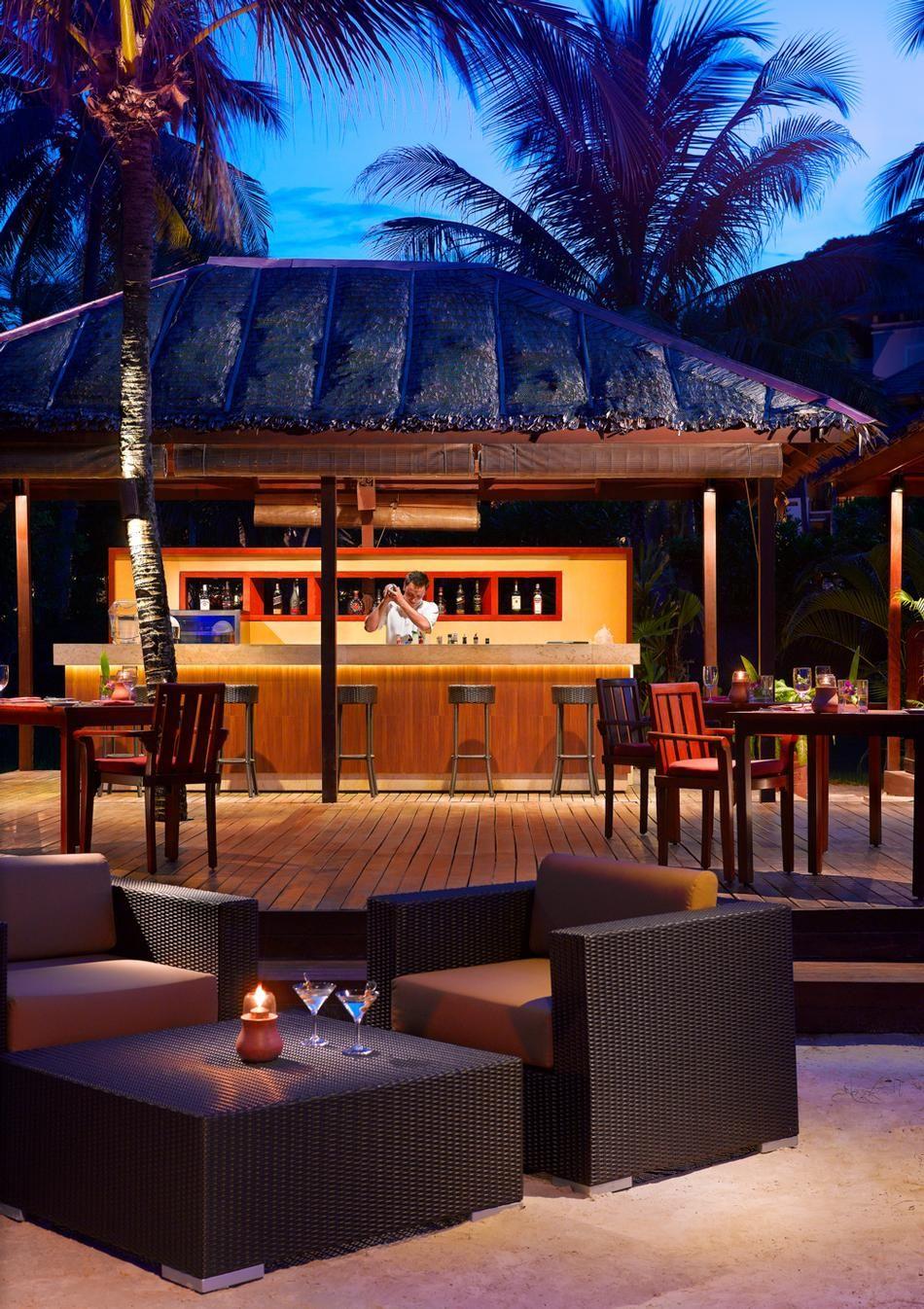 pantai grill and beach club bar bintan island indonesia haute