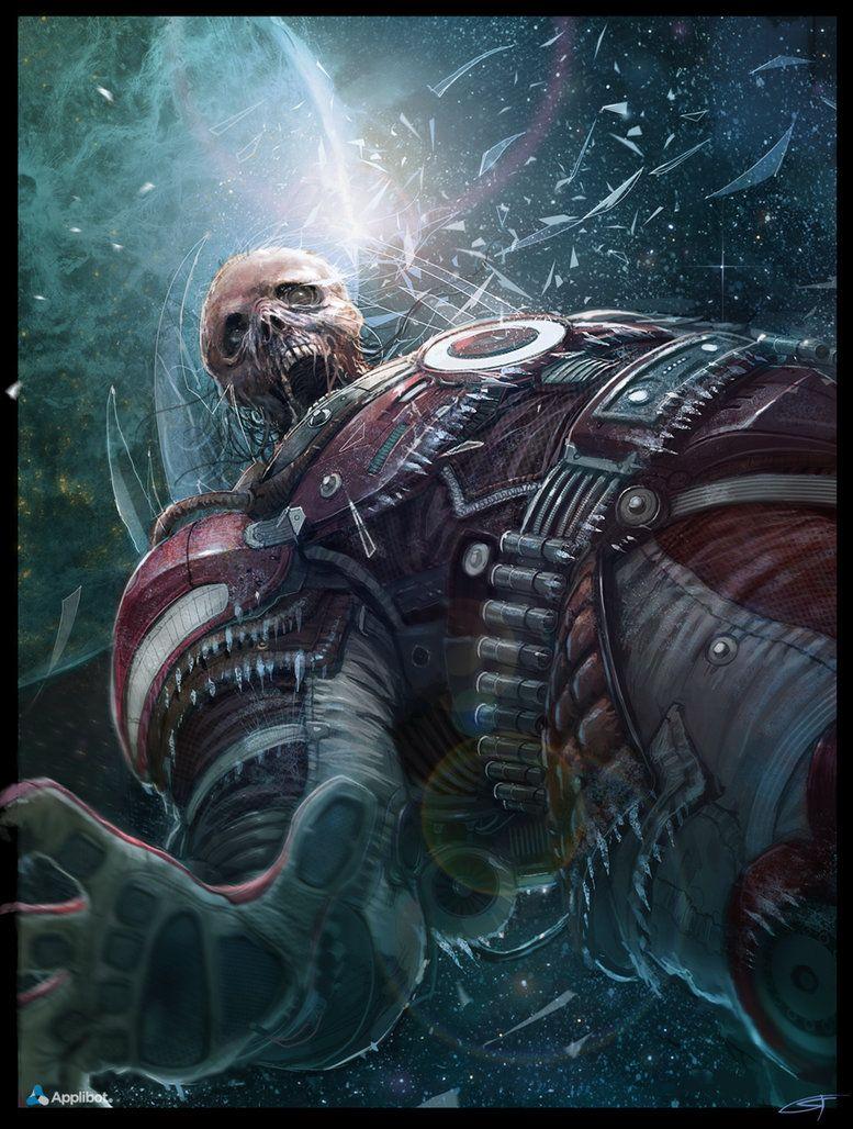 Dead Astronaut Regular Applibot By Okmer On Deviantart