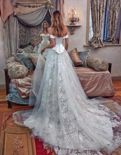 Galia Lavah wedding gown 2017 on FabFashionBlog.com