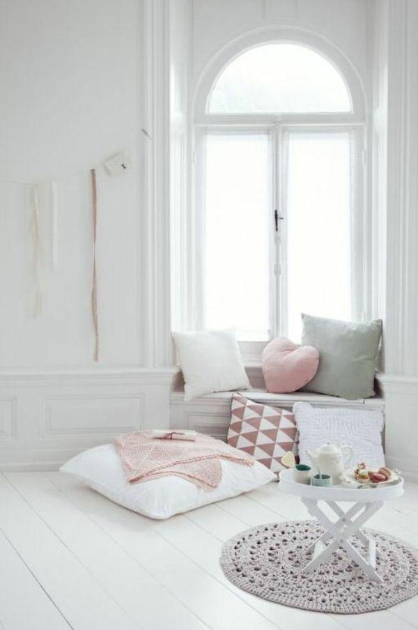 Moderne Stylisch Tipps Holz Wohnzimmergestaltung | Wohnen | Pinterest |  Window Benches, Bench And Cozy