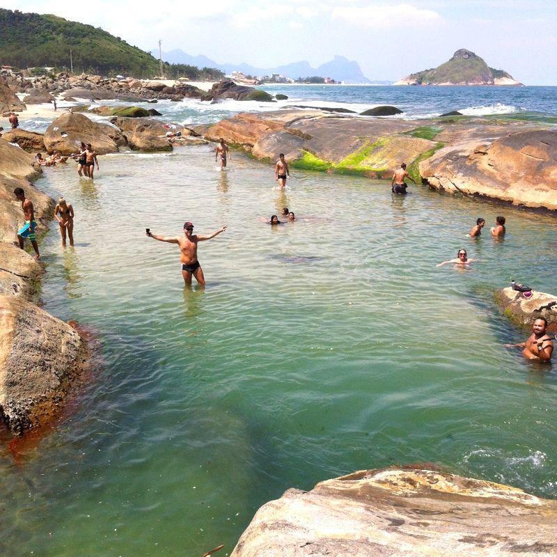 Praia do Secreto, uma dos segredinhos escondidos no Rio de Janeiro