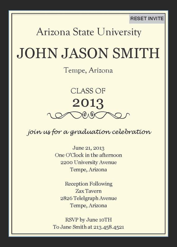 Get Ready For Your Grad Graduation Invitations Inexpensive Diy
