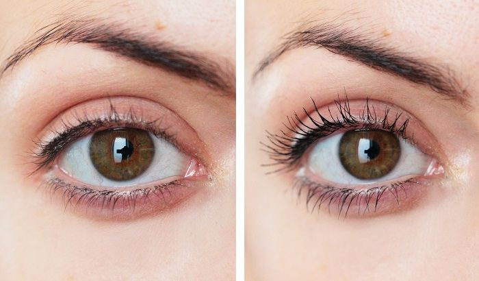 Essence False Lashes Mascara test