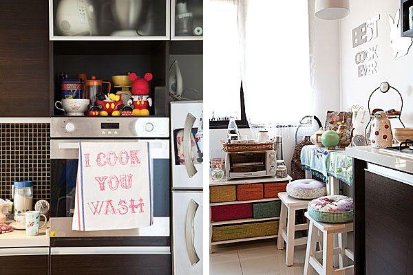 Un depto a estrenar se convierte en un hogar con objetos cálidos y hallazgos de diseño