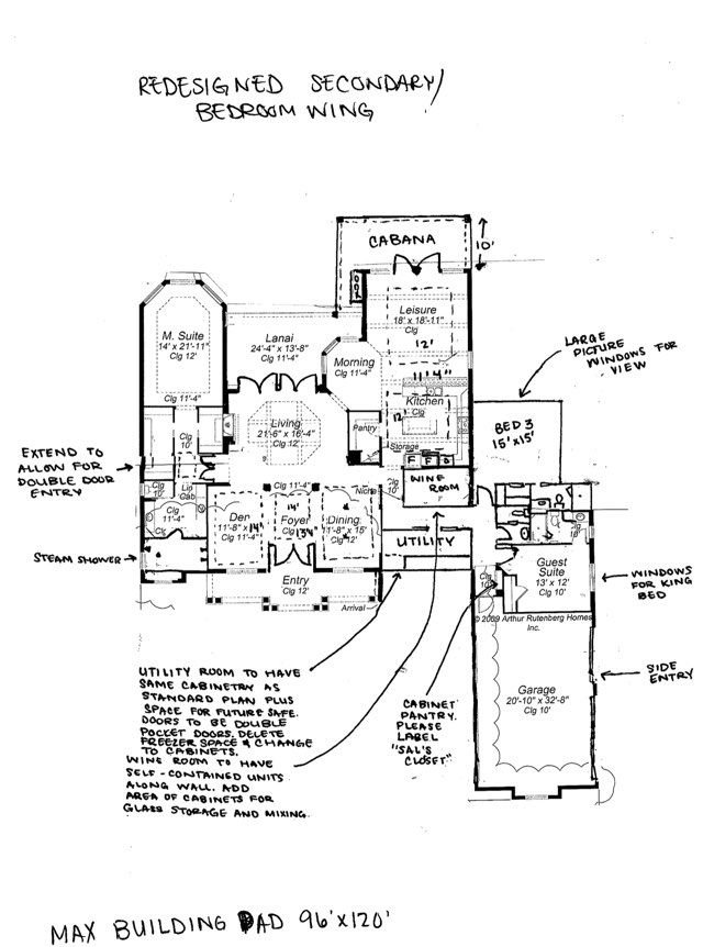 We Love to Customize! ️ Our Personalized Floor Plan