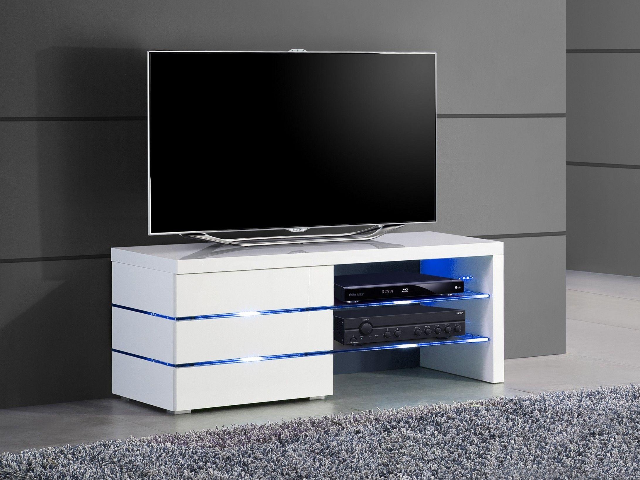 Impressionnant Meuble Tv Pour Chambre Décoration Française - Meubles tv design haut de gamme pour idees de deco de cuisine