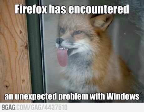 Firefox And Windows Funny Animal Quotes Animal Jokes Jokes For Kids