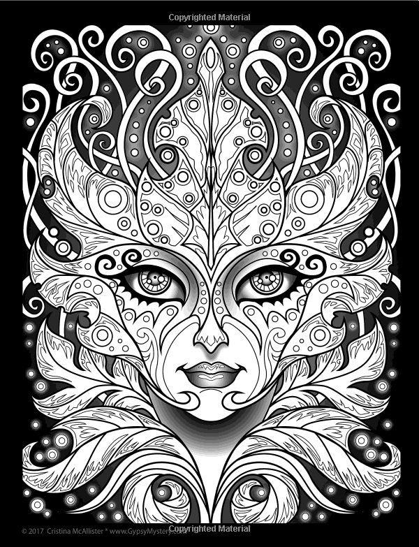 Pin von Cseri Andrea auf Adult coloring pages | Pinterest | Ausmalen ...