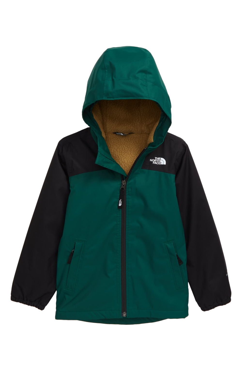 The North Face Warm Storm Hooded Waterproof Jacket ...