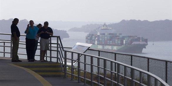Autoridad del Canal recibe respaldo en conflicto