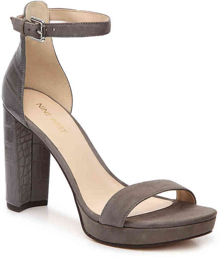 f42be23b5637 Nine West Women s Dempsey Platform Sandal